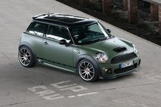 Nowack Mini Cooper S by TAKESHI Collection, via Flickr