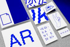 """Check out this @Behance project: """"Soixante-dix"""" https://www.behance.net/gallery/34519369/Soixante-dix"""