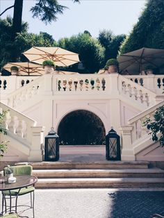 Hotel de Russie - Rome