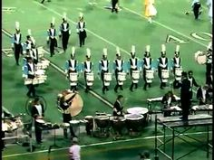 1988 dci sky ryders -all rights belong to dci- drum corps international