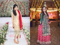 Umairish studio photography Mina Hasan, Asian Clothes, Wedding Moments, Punjabi Suits, Party Wear, Beautiful Dresses, Sari, Bride, Studio