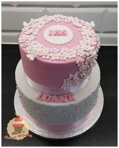 #communioncake #cakeforgirl #firstcommunioncake