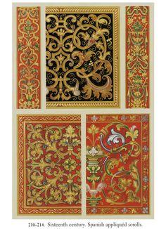 Victorian Carpet Designs