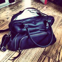"Bag Macy de Nat & Nin Trop beau en bleu marine, marron ""Brandy"" ou rouge…"