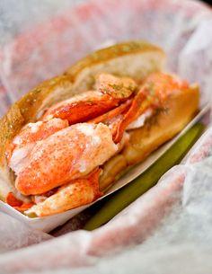 Luke's Lobster, E. 7th St. b/w 1st Ave. & Ave. A, east village, NYC
