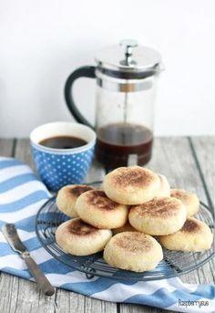 Selbst gemachte Toasties / Homemade English Muffins