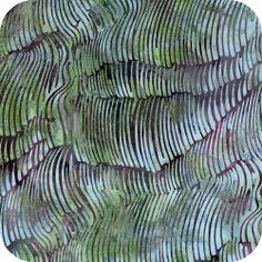 Abstract Linear Eucalyptus - bali batik