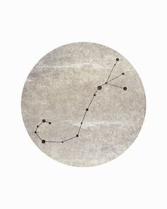 Poster Print of the Constellation Scorpio by cegphotographics, $23.00