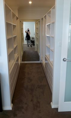 Love this walk in closet!!