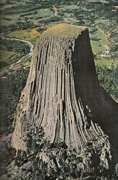 Devil's Tower - Wyoming