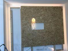 Bild 5 - Holz Decor, Wall, Wall Lights, Light, Furniture, Lighting, Home Decor, Mirror
