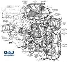 rolls-royce-merlin-supercharger-cutaway