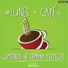 Lunes + cafe #monday #BuenLunes