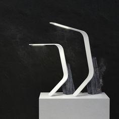 W&M Lamp on Behance