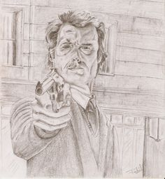 Dirty Harry by me