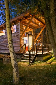 These classy rolling cabins are a whole new way to see the great outdoors.