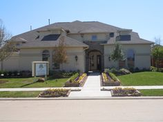 Front Elevation,house in Lakes of Bella Terra in katy tx