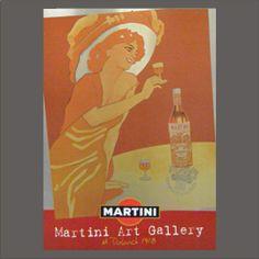 Art MARTINI ART GALLERY Marcello DUDOVICH SERI-GRAFICA RIVETTI.