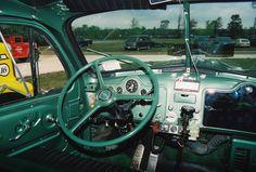 Mack B 61 classic interior