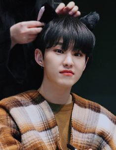 Ohhh my goodness Hoshi is so cute 😊 Seventeen Leader, Seventeen Album, Seventeen Memes, Hoshi Seventeen, Jeonghan, Wonwoo, Seungkwan, Vernon, Kpop