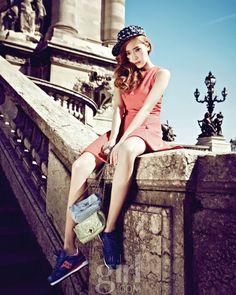 [OFFICIAL] Girls' Generation's Jessica – VOGUE Girl Magazine, June 2013 ©VOGUE GIRL MAGAZINE http://www.style.co.kr/voguegirl