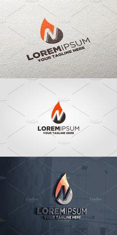 V Logo Design, Letter N, Construction Design, Text Color, Vector File, Logo Templates, Notes, Report Cards, Notebook