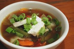 CSA-Busting Vegetable Soup