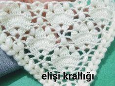 Crochet Shawl, Crochet Lace, Crochet Kitchen, Crochet Slippers, Hibiscus, Baby Knitting, Triangle, Artisan, Blanket