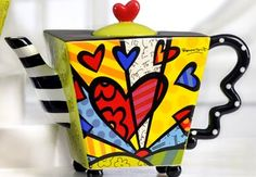 I want this tea pot :)  www.britto.giftcraft.com