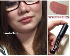 LA Girl Matte In Fleur Review and Swatch