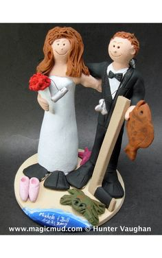 Skin and Scuba Divers Wedding Cake Toppers by http://www.magicmud.com   1 800 231 9814  magicmud@magicmud.com  http://blog.magicmud.com  https://twitter.com/caketoppers         https://www.facebook.com/PersonalizedWeddingCakeToppers $235  #wedding #cake #toppers #custom #personalized #Groom #bride #anniversary #birthday#weddingcaketoppers#cake-toppers#figurine#gift#wedding-cake-toppers  #scuba#skinDiver#scubaDiver#diver#diving#ocean#snorkel#beach