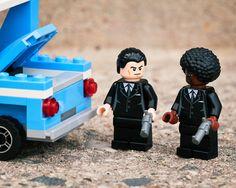 LEGO Pulp Fiction hehehe