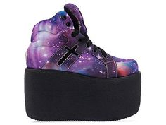 UNIF Cross Trainer High in Galaxy at Solestruck.com