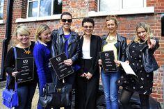 Award-winning students at Remarkable