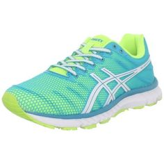 ASICS Women\u0027s GEL-Speedstar 6 Running Shoe, Limea hm something like this(  but with more heel support in the arc) would be awesome for running!!