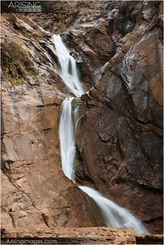 Seven Falls near Colorado Springs