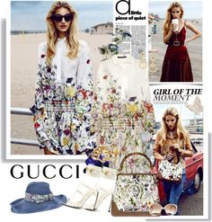 """Girl of the moment: Gucci."" by hamaly ❤ liked on Polyvore"