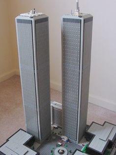 Lego WTC