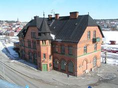 Örnsköldsvik C. Sweden, Cabin, Mansions, House Styles, Home Decor, Pictures, Decoration Home, Manor Houses, Room Decor