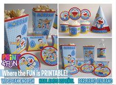 Doraemon Super Party Package