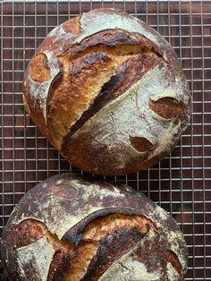 San Francisco Sourdough Bread-Borrowed Salt