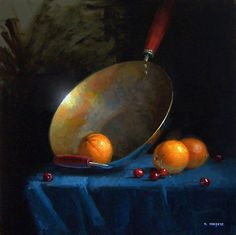 David Cheifetz, 1981 | American Still Life painter | Tutt'Art@ | Pittura * Scultura * Poesia * Musica |