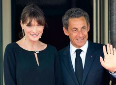 """Nicolas Sarkozy from Celebs Endorse Hillary Clinton  Former French President tweets, """"Good luck @HillaryClinton ! I know how strong your passion is for the United States. - NS"""""""