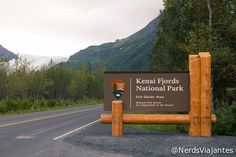 Exit Glacier - Kenai Fjords National Park - Alaska - USA
