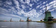 https://flic.kr/p/HDNuKe | cloudy day at the Zaanse Schans