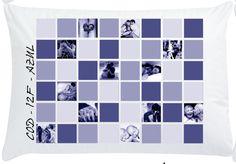 REGALA EMOCIONES, REGALA ALMOHADAS PARA SOÑAR...  DISEÑOS EXCLUSIVOS Y ORIGINALES  ALMOHADA ALBUM FOTOGRAFICO 12 FOTOS: 14.900  MATERIALES: FUNDA LONETA 100% ALGODON ESTAMPADO TRANSFER INCLUYE ALMOHADA RELLENO SINTETICO.  ENVIOS A TODO CHILE  CONTACTO Y PEDIDOS WHATSAPP: +56997430454 MAIL: as.poleras.chile@gmail.com Facebook: AS POLERAS / GD BY GMRD