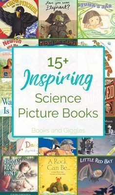 DIY your photo charms, compatible with Pandora bracelets. Make your gifts special. Make your life special! Inspiring science picture books - an annotated list of high quality fiction and narrative nonfiction stories on a wide range of science topics. Kindergarten Science, Preschool Books, Elementary Science, Teaching Science, Science For Kids, Science Classroom, Science Education, Physical Science, Science Writing