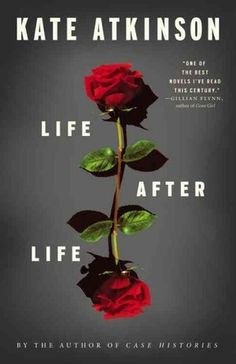 Life After Life   ----  Ursula Todd is born, lives and dies, and then repeats the process over and over, as even the smallest choices change her fate completely (or not). Life After Life is dark and funny and suspenseful and sad all at the same time.