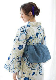 Casual kimono for summer