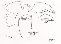 51 Best Pablo picasso drawings images